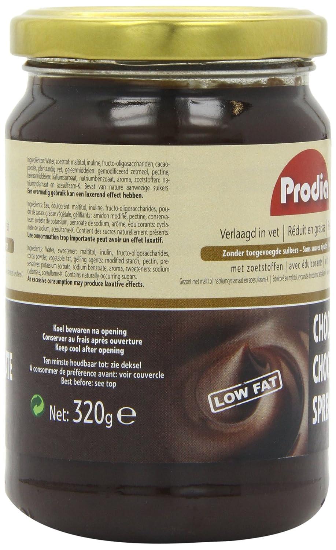 Prodia No Added Sugar Chocolate Spread Pack Of 3