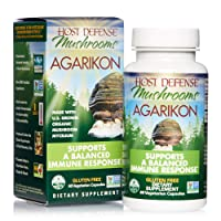Host Defense, Agarikon Capsules, Full Spectrum of Constituents, Mushroom Supplement...