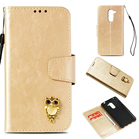 Cell Phones & Accessories Original Coque Portefeuille Pour Huawei Honor 6x Gr5 2017 Mate 9 Lite Avec Support