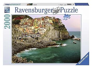Cinque Terre Italy 2000 Piece Puzzle