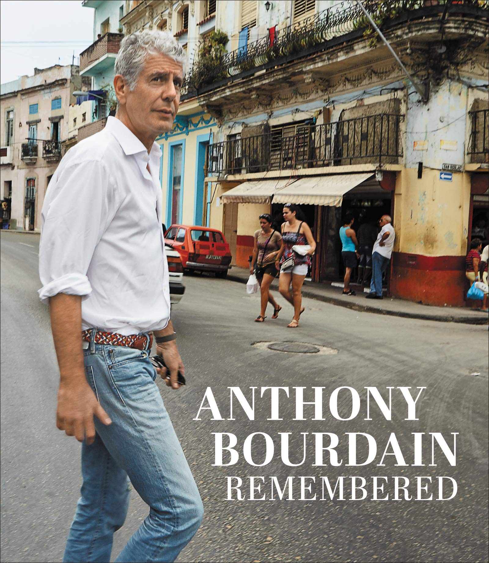 0e091185 Anthony Bourdain Remembered: CNN: 9780062956583: Amazon.com: Books