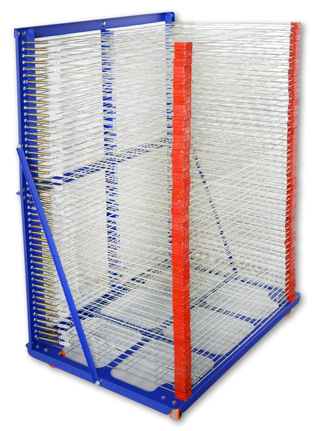 Screen Drying Rack Assembling Type - Equipment for Silk Screen Printing by Screen Printing Equipment