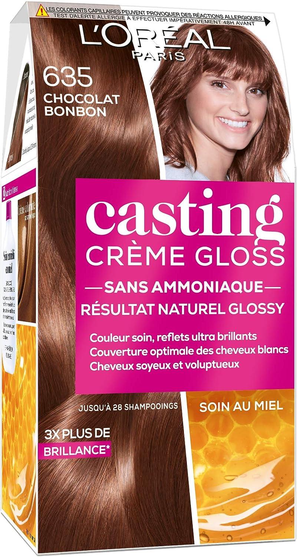 LOréal Paris Casting Crème Gloss Coloration Ton Sur Ton Sans ...