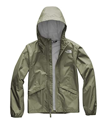 ff47de3ed The North Face Kids Girl's Zipline Rain Jacket (Little Kids/Big Kids) Four
