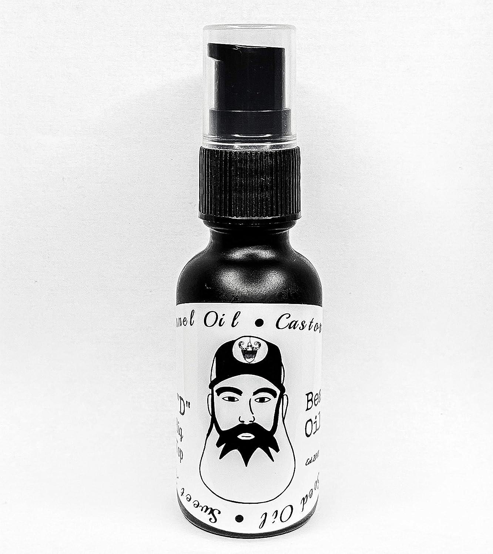 Beard Oil (Apple Sage)