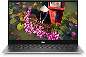 Dell XPS 13 7390 Laptop 13.3 inch, 4K UHD InfinityEdge Touch, 10th Generation Intel Core i7-10710U, Intel UHD Graphics, 512GB SSD, 16GB RAM, Windows 10 Home, XPS7390-7121SLV-PUS