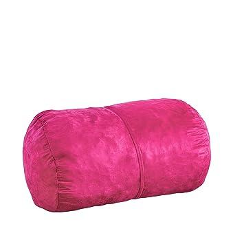 Amazon.com: Great Deal Furniture Cassel Fabrico - Puf, Tela ...