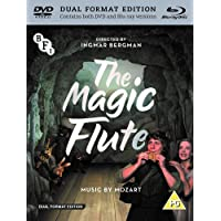 The Magic Flute (DVD + Blu-ray)