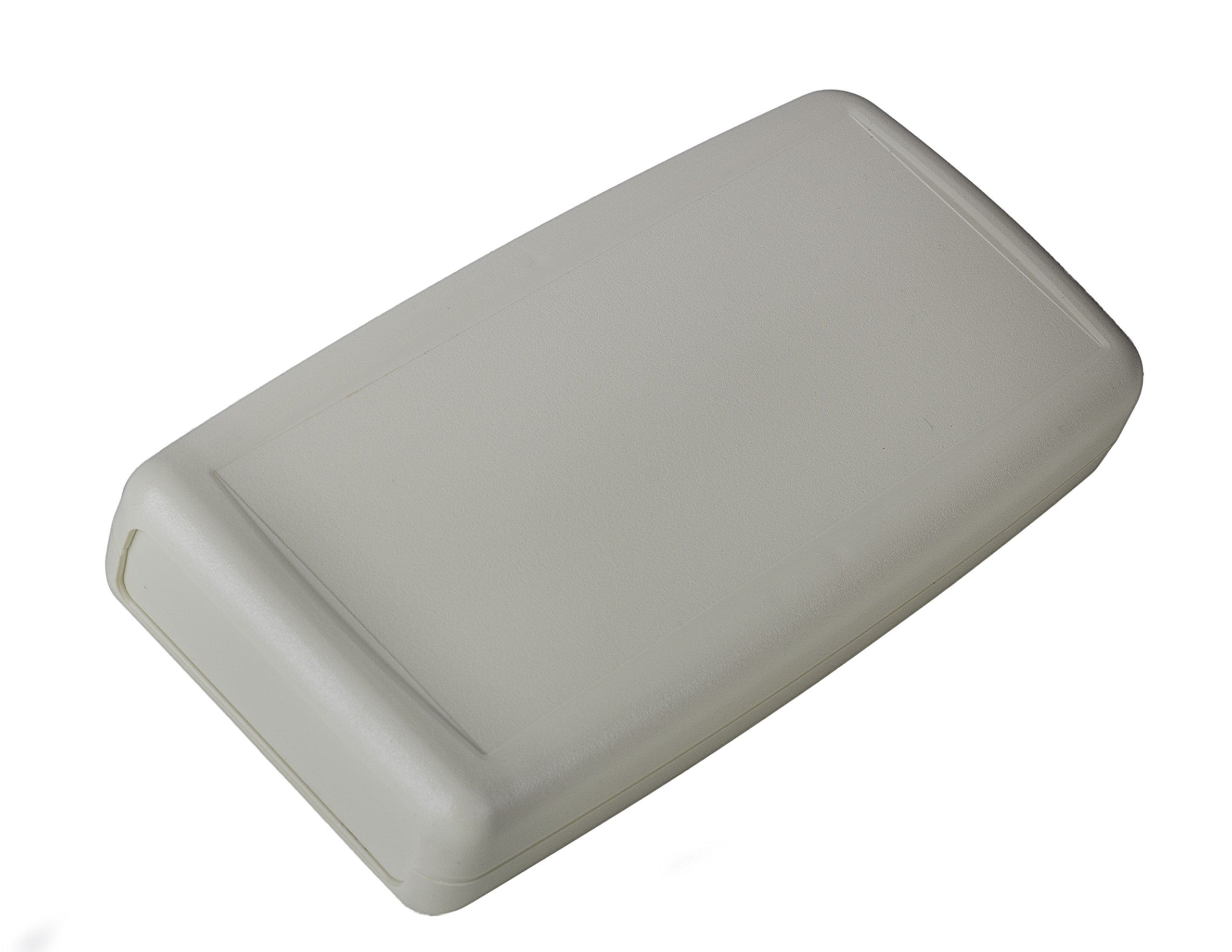 Serpac H75 ABS Plastic Enclosure, 7-13/64'' Length x 3-21/32'' Width x 1-13/64'' Height, Almond by Serpac