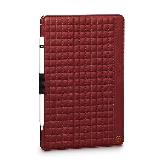 Amazon.com  Sena Isa Future Folio Quilted Leather iPad Case for iPad ... e9d06d7dc