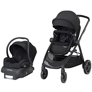 Maxi Cosi Zelia 5 In 1 Modular Travel System Stroller And Mico 30