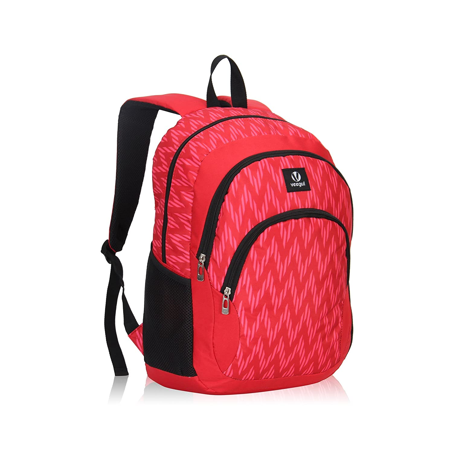 Veegul Cool Backpack Kids Sturdy Schoolbags Back to School Backpack for Boys Girls,Apricot