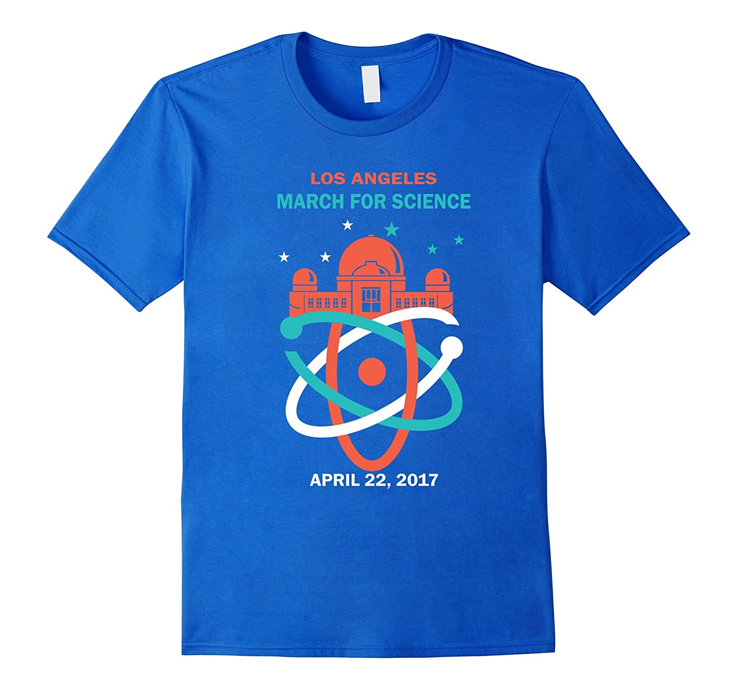 March For Science Earth Day April 22, 2017 Los Angeles CA