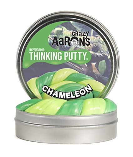 Crazy Aaron S Thinking Putty 3 2 Ounce Hypercolor Chameleon