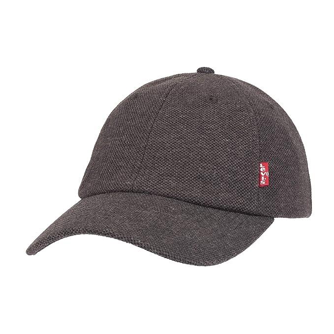 c0d2d295854 Levi s Men s Petite Brushed Twill Baseball Dad Hat