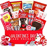 Valentines Day Care Package - Snack bundle, Chocolates, Candy, Hearts - Gift for