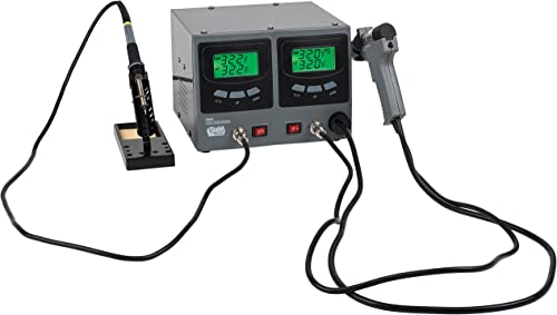 Stahl Tools DSDS Variable Temperature Digital Solder and Desolder Station