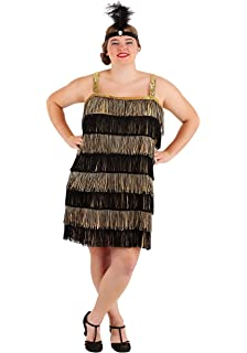 SIZE 2X with defect Plus Size Deluxe Velvet Flapper 6X /& 8X