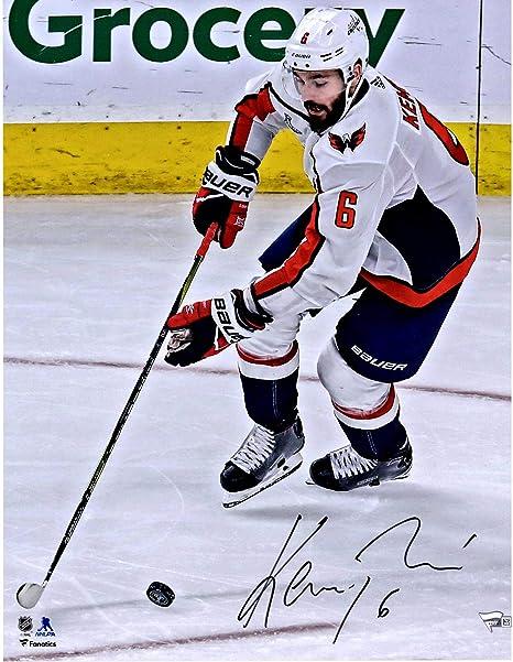 9073c02d Michal Kempny Washington Capitals Autographed 16