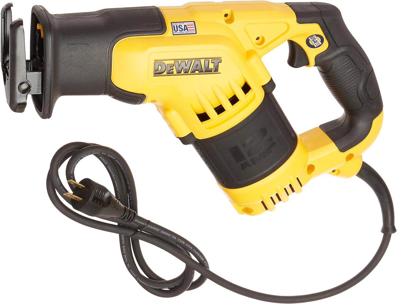 DEWALT DWE357 Reciprocating Saw Kit