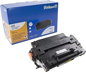 Pelikan Toner 4283948 Replaces HP CE255A and Canon CRG724-BK (for Printer HP Laserjand Enterprise P3015,P3015,Canoni-SENSYS LBP6750dn, 500 MFP M525,HP Flow MFP M525,HP Pro MFPM521) Black