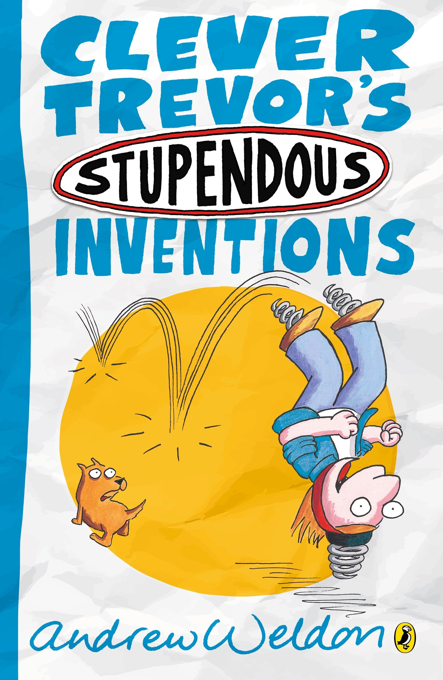 Clever Trevor's Stupendous Inventions ebook