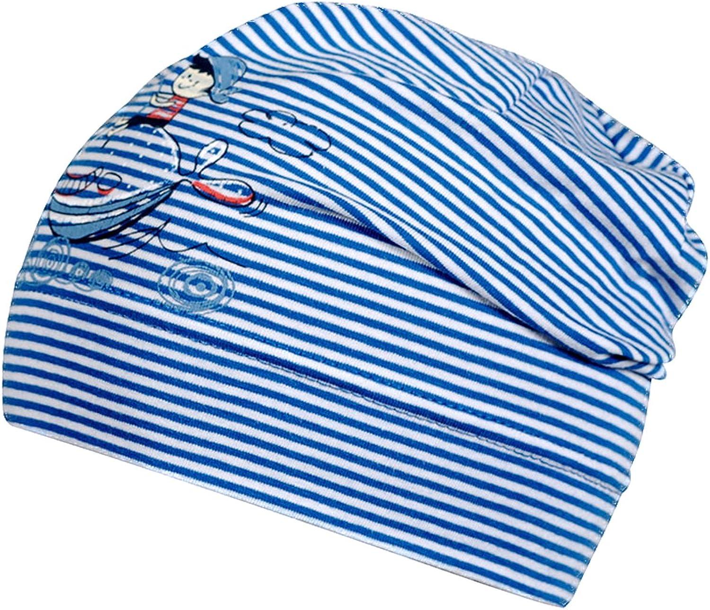 YF Bonnet en velours pour b/éb/é gar/çon 0-12 mois