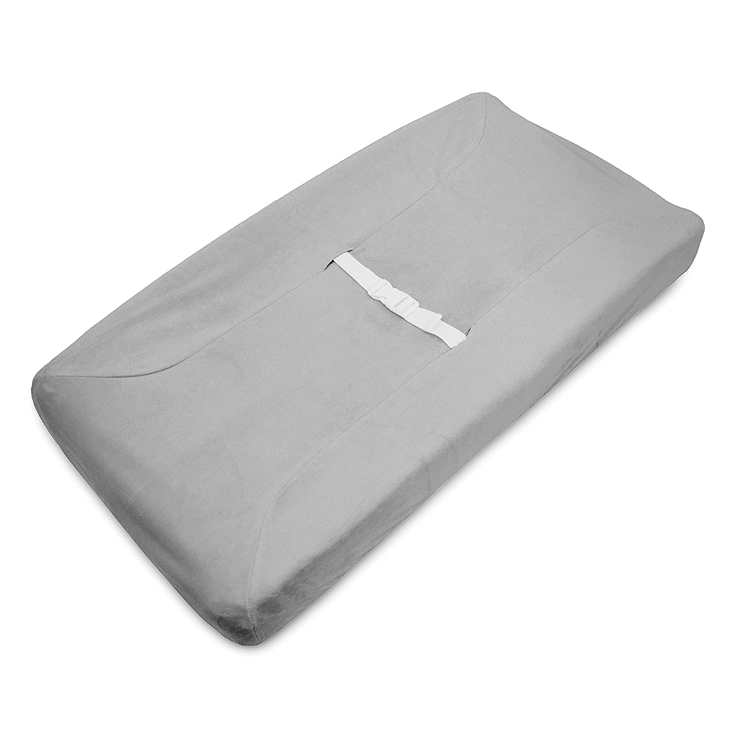 soft Grey baby cover in the diamond pattern including small cherry core cushion unisex warm