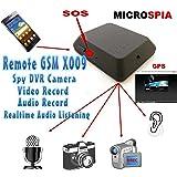 MICROSPIA AMBIENTALE GSM CON REGISTRAZIONE VIDEO E AUDIO con attivazione tramite SMS o suoni di CS ELETTROINGROS