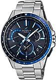 [カシオ]CASIO 腕時計 オシアナス GPSハイブリッド電波ソーラー OCW-G1100-1AJF メンズ
