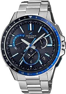 3a015fae63 [カシオ]CASIO 腕時計 オシアナス GPSハイブリッド電波ソーラー OCW-G1100-1AJF メンズ