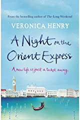 A Night on the Orient Express Kindle Edition
