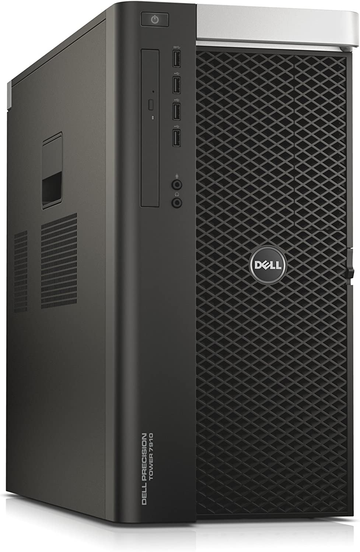 Dell Precision T7920 Tower - Dual Intel Xeon Silver 4114 10Core 2.20GHz Processor - 64GB RAM - 1TB + 256B SSD - Windows 10 pro Workstation