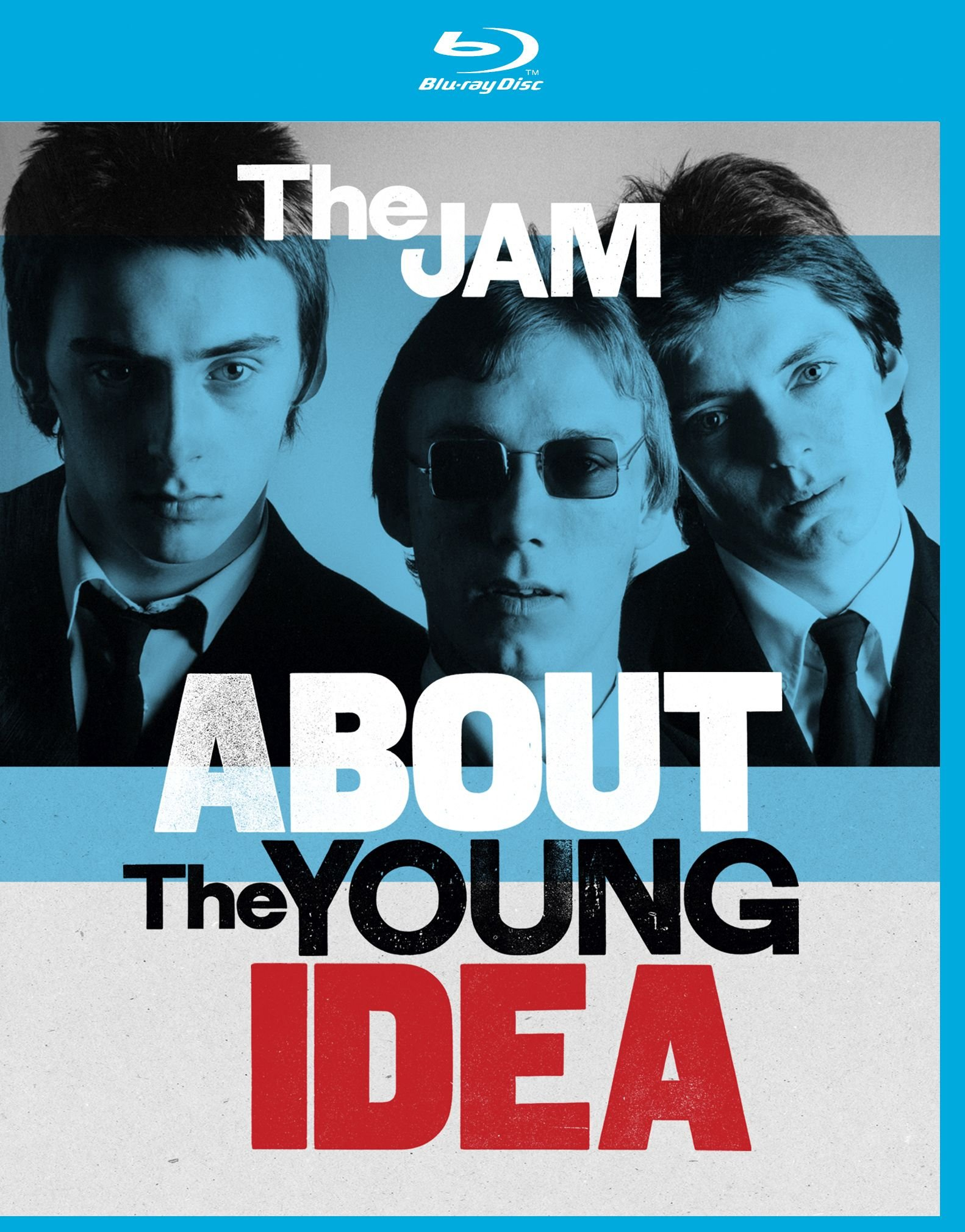 Blu-ray : The Jam - The Jam: About the Young Idea (With DVD, Digipack Packaging, 2 Disc)