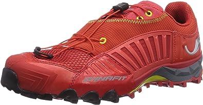 Dynafit MS FELINE SL - Zapatos para correr de material sintético hombre, Firebrick/Uppercut 1620, 46.5: Amazon.es: Zapatos y complementos