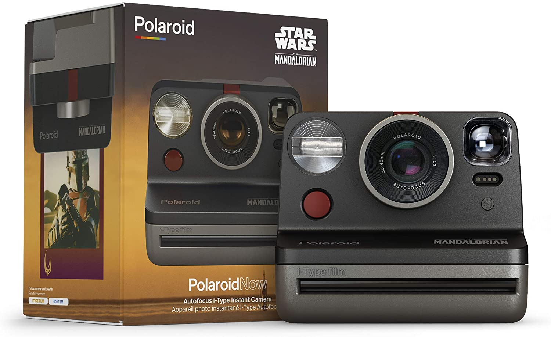 Polaroid Now i-Type Camera The Mandalorian Edition