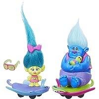 DreamWorks Trolls Critter Skitter Boards Set by Hasbro