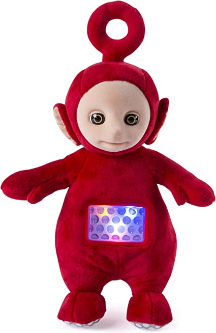 Teletubbies 6037259.0 10 Inch Lullaby Po, Red, Color Rojo: Amazon ...