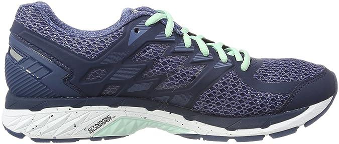 Asics Gt-3000 5, Zapatillas de Running para Mujer, Azul (Insignia Glacier Sea/Pigeon Blue), 38 EU: Amazon.es: Zapatos y complementos