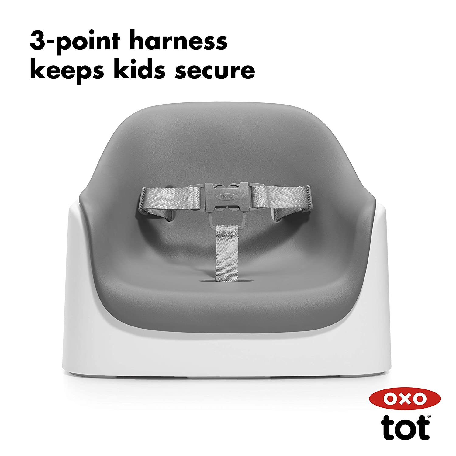 OXO Tot Nest Booster Seat with Removable Cushion