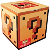 Paladone Super Mario Bros Question Block Storage Tin