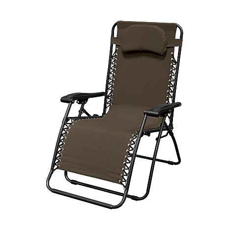 Amazoncom Caravan Sports Infinity Oversized Zero Gravity Chair