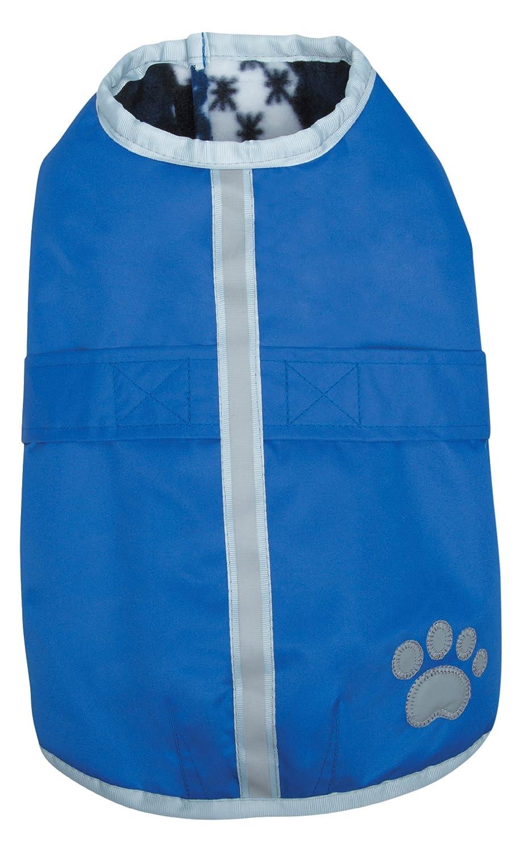 Dark bluee Small Medium Dark bluee Small Medium Zack & Zoey Nor'Easter Blanket Coat, Small Medium, Dark bluee