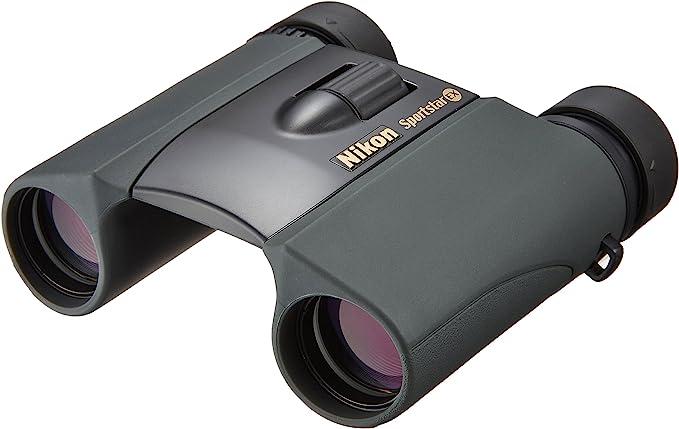 Nikon 10x25 Sportstar Ex Fernglas Schwarz Kamera