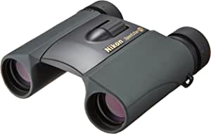 Nikon Sportstar EX 10 x 25 D CF Binoculars, Grey