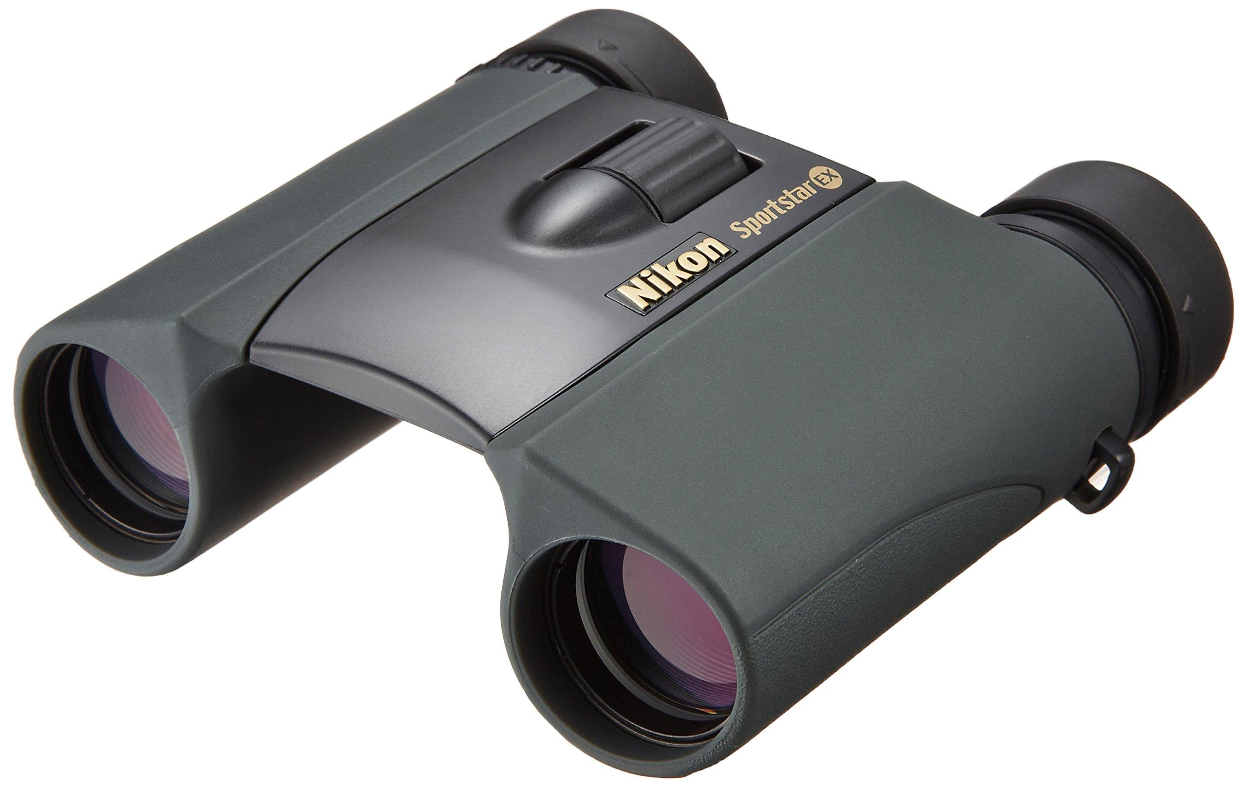 Nikon Jumelles Sportstar EX 10x25 Prismes en toit, étanches, compactes Noir product image