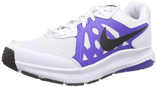 finest selection 1d193 d76ff Nike Dart 11 - Scarpe sportive uomo, colore Multicolore ( White / Black-Prsn