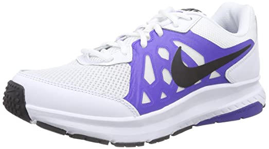 Nike Dart 11 Mens Running Trainers 724940 Sneakers Shoes (US 10, white  black white