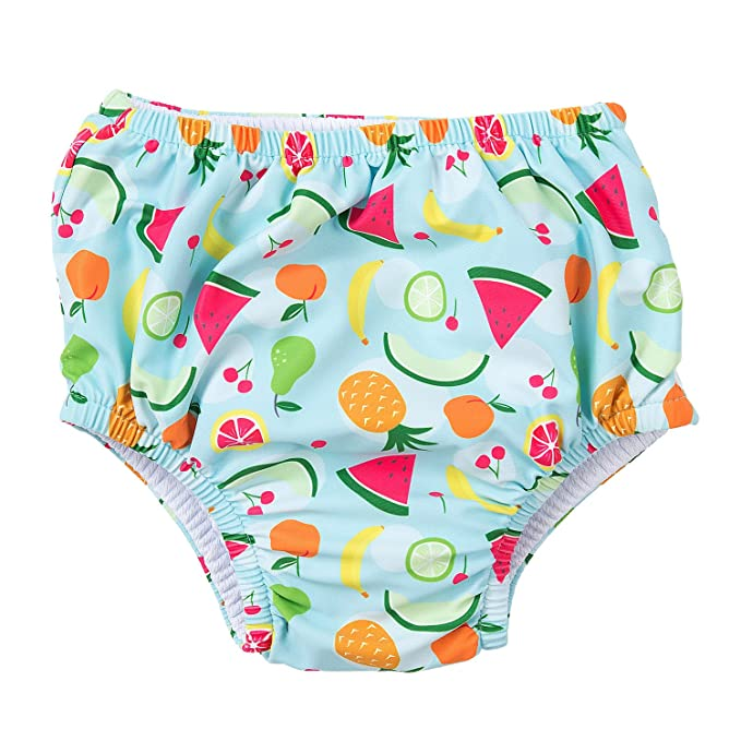 348d4be2f9 Sociala 2t Swim Diaper Reusable Baby Girl Boy Swim Diapers Toddler Fruit  Green