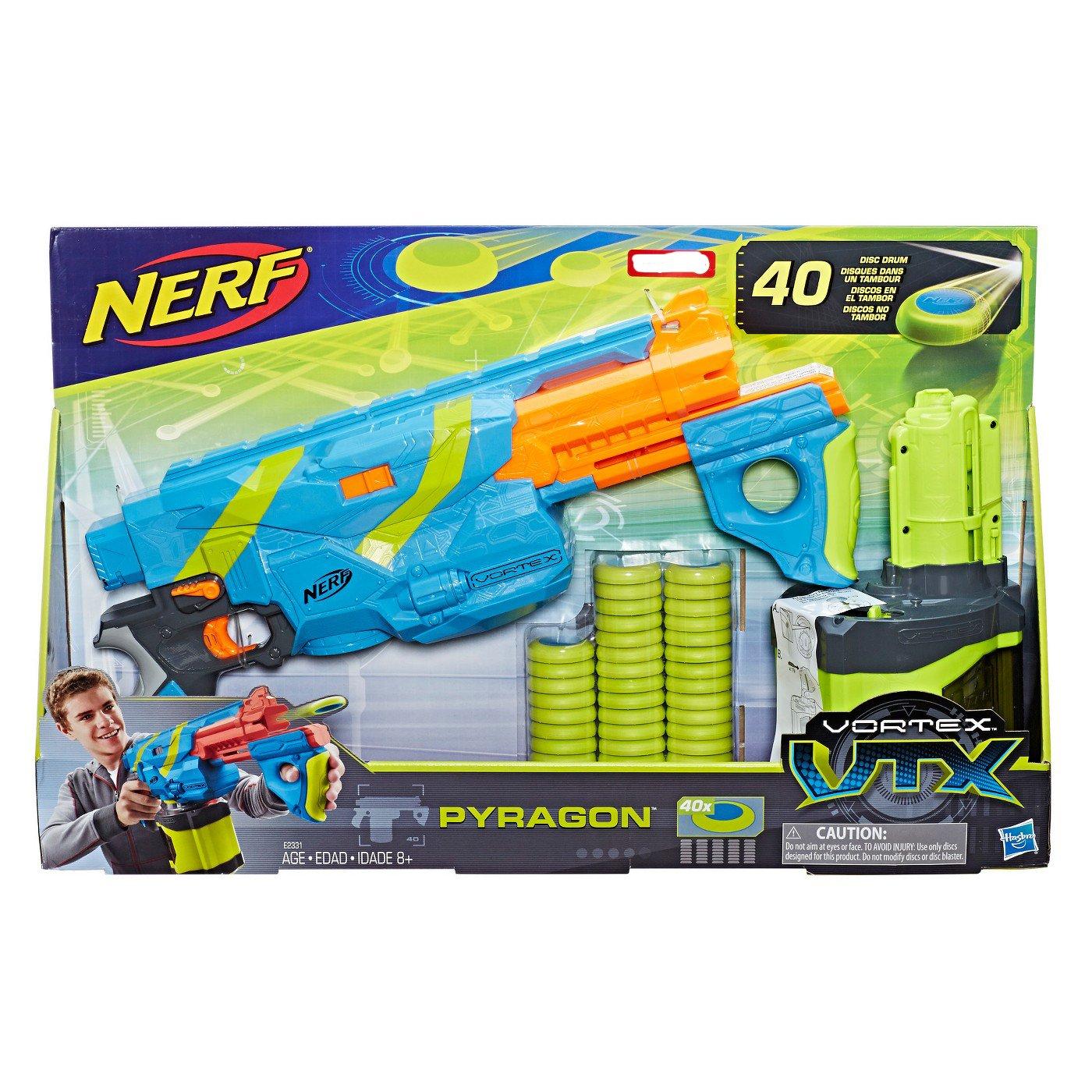 NERF Vortex VTX Pyragon ナーフボルテックス VTX ピラゴン [並行輸入品] B07D6GWMP7